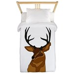 What the Buck Twin Duvet