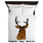 What the Buck Queen Duvet