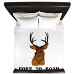 What the Buck King Duvet