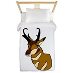 Pronghorn Twin Duvet