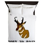 Pronghorn Queen Duvet
