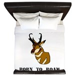 Pronghorn King Duvet