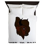Trophy Mount Queen Duvet