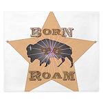 Bison Star King Duvet