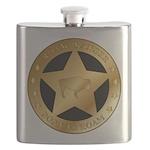 Roam Ranger Bison Flask