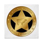 Roam Ranger Bison Queen Duvet