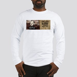 Jesse James Historical Long Sleeve T-Shirt