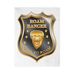 Born To Roam Roam Ranger Bison Head Twin Duvet