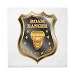 Born To Roam Roam Ranger Bison Head Queen Duvet
