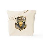 Born To Roam Roam Ranger Bison Head Tote Bag
