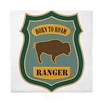 Ranger Patch Queen Duvet