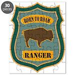 Ranger Patch Puzzle