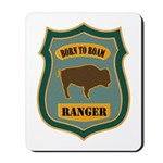 Ranger Patch Mousepad
