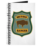 Ranger Patch Journal