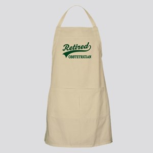 Retired Obstetrician Apron