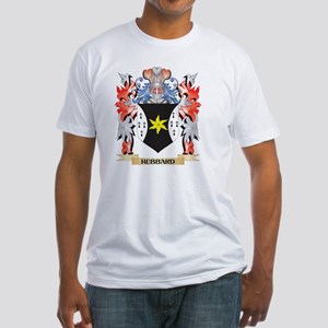 Hubbard Coat of Arms - Family Crest T-Shirt