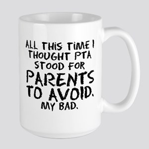 PTA Parents to avoid Mugs