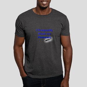 Flash Firmware Dark T-Shirt