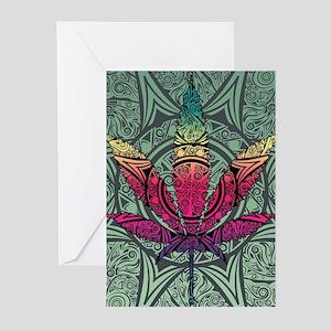 Marijuana Leaf Greeting Cards (Pk of 10)