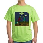 Zombie Fitness Green T-Shirt