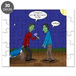 Zombie Fitness Puzzle