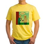 House Painting Yellow T-Shirt