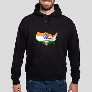 Indian American Hoodie (dark)
