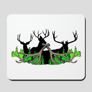 Deer shed 3 Mousepad