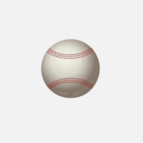 Baseball Mini Button