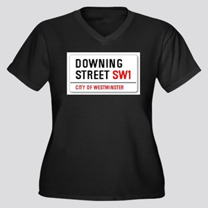 Downing Street Plus Size T-Shirt