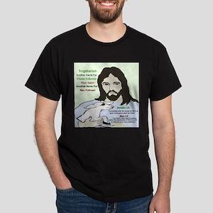 Jesus Vegetarian Lamb T-Shirt