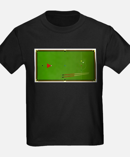 Snooker Table T-Shirt