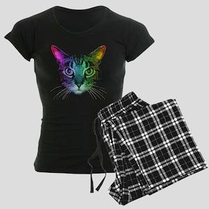 Rainbow Cat Pajamas