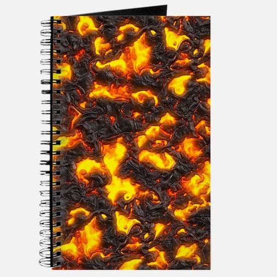 Hot Lava Journal