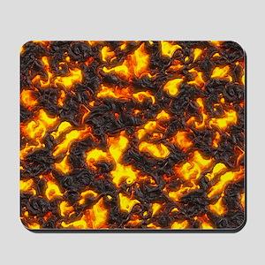 Hot Lava Mousepad