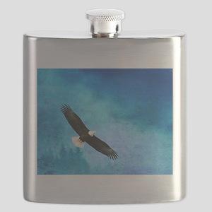 Soaring Eagle Flask