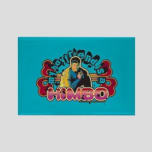 90210 Boyfriend Himbo Rectangle Magnet