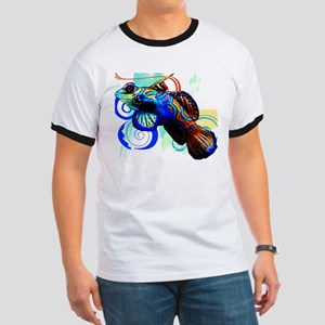 Mandarin Dragonet T-Shirt