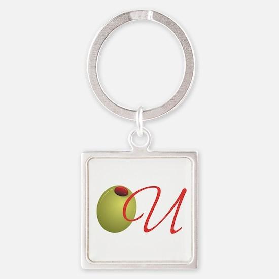 Olive U Keychains