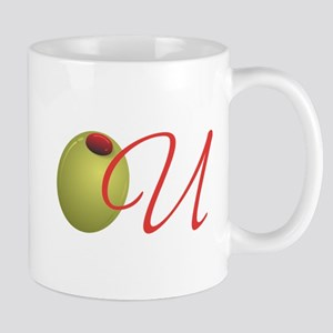Olive U Mugs