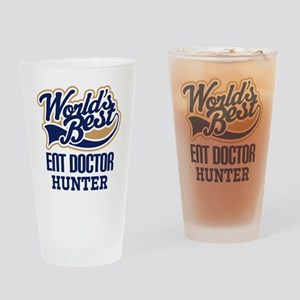 ENT Doctor Personalized Gift Drinking Glass