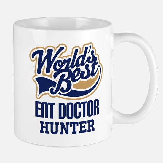 ENT Doctor Personalized Gift Mugs