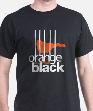 Orange is the New Black Caged Bird T-Shirt