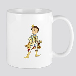 Let's Go Medieval - Perfect Prince Mugs