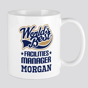 Facilities Manager Personalized Gift Mugs