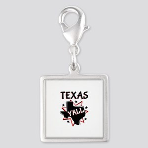 Texas Y'all Charms