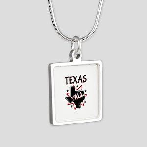 Texas Y'all Necklaces