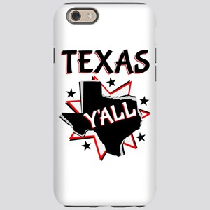Texas Y'all iPhone 6/6s Tough Case