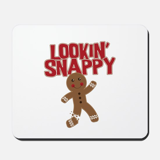 Lookin' Snappy Mousepad