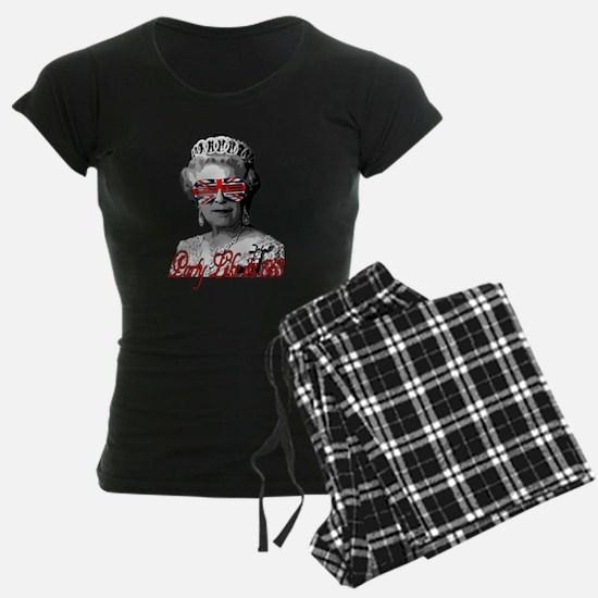 Queen Elizabeth II Pajamas